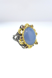 Tiara Fine Jewelry Chalcedony Ring - Product Mini Image