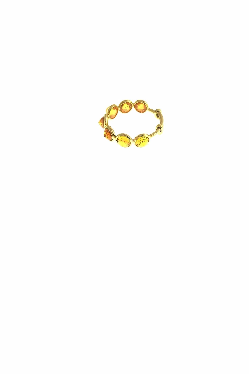 Tiara Fine Jewelry Citrine Expandable Ring - Main Image