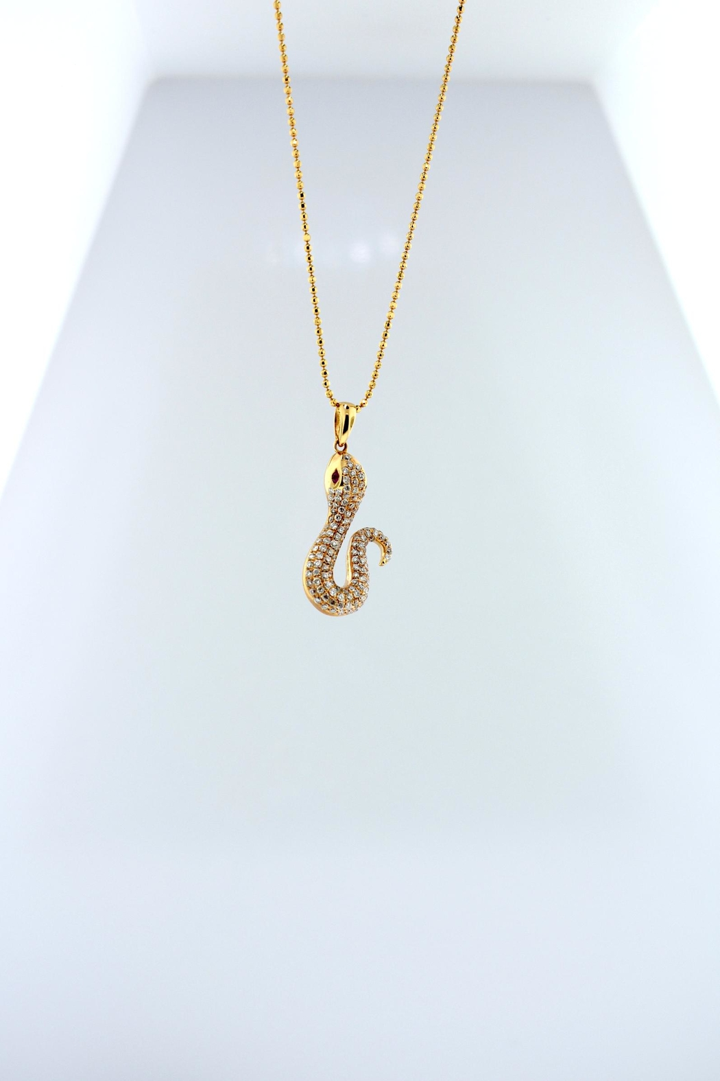 be shopping kite diamond mandler necklace fine gold lizzie jewelry