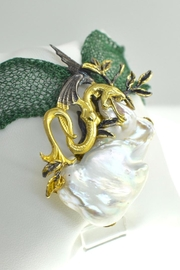 Tiara Fine Jewelry Dragon Pearl Pendant - Product Mini Image