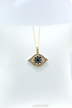 Tiara Fine Jewelry Evil Eye Necklace - Product List Image
