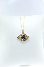 Tiara Fine Jewelry Evil Eye Necklace - Product Mini Image