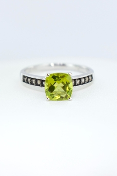 Shoptiques Product: Peridot Quartz Ring
