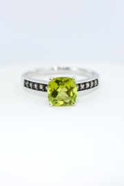 Tiara Fine Jewelry Peridot Quartz Ring - Product Mini Image