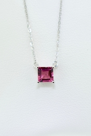 Tiara Fine Jewelry Pink Tourmaline Necklace - Product Mini Image