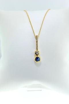 Tiara Fine Jewelry Sapphire Necklace - Product List Image