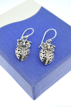 Tiara Fine Jewelry Sterling Silver Earrings - Product List Image