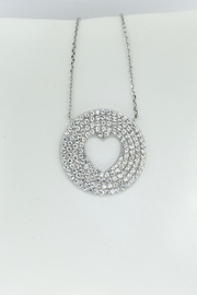 Tiara Fine Jewelry Sterling Silver Necklace - Product Mini Image