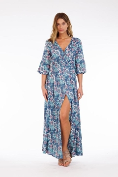Tiare Hawaii Floral Maxi Dress - Product List Image