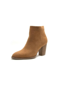 Qupid Tiber Faux-Suede Bootie - Product List Image