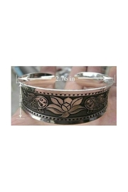 Twisted Designs Tibetan Silver Cuff - Product Mini Image