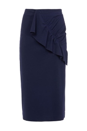 Tibi Bond Ruffle Skirt - Product Mini Image