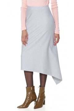 Tibi Calvary Twill Skirt - Alternate List Image