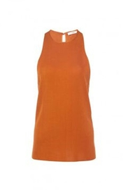 Tibi Claire Sweater Tank - Back cropped