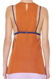 Tibi Claire Sweater Tank - Front full body