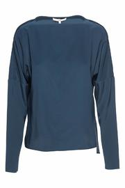 Tibi Legion Long Sleeve Top - Front cropped