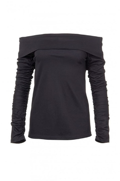 Tibi Mercerized Knit Top - Product List Image