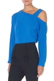 Tibi Savanna Cutout Top - Product Mini Image
