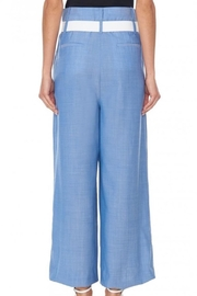 Tibi Serge Suiting Pant - Front full body