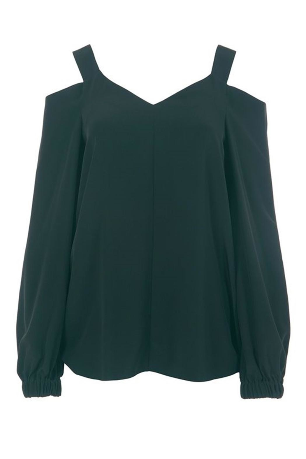 Tibi Silk Strappy Tunic - Front Cropped Image