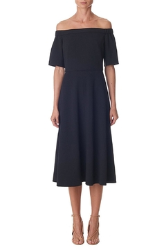 Tibi Stretch Off The Shoulder Dress - Product List Image