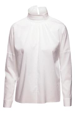 Tibi Twill Adelle Blouse - Product List Image