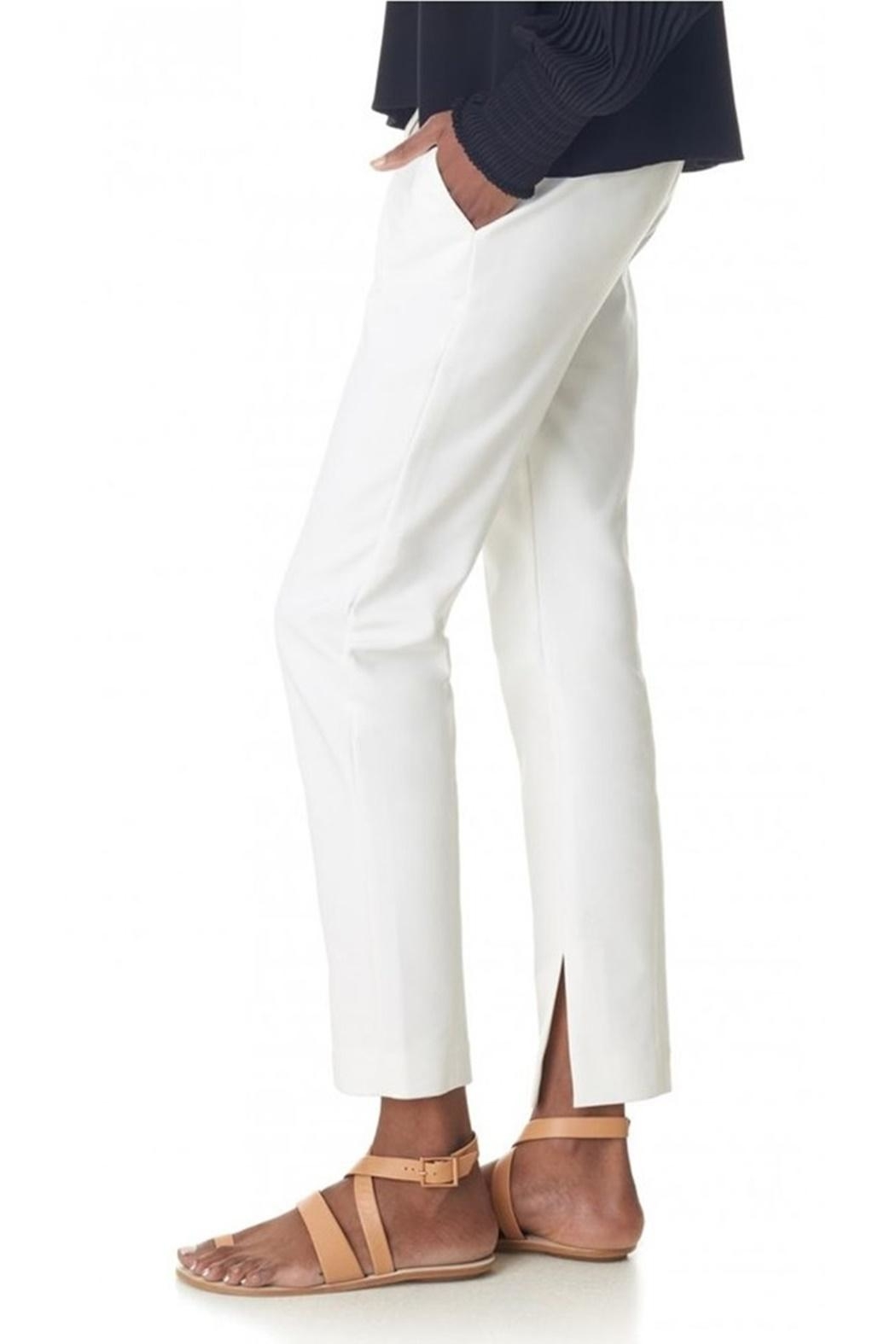 Tibi Urban Snap Pants - Side Cropped Image