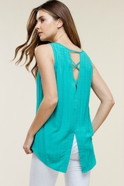 Staccato Tic Toc Tank - Front cropped