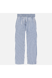 Mayoral Ticking Pants - Side cropped
