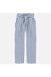 Mayoral Ticking Pants - Front full body