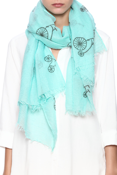 Shoptiques Product: Retro Bicycle Scarf