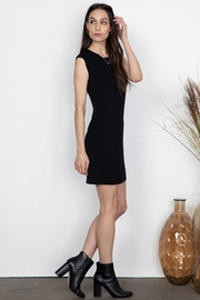 Gentle Fawn Tidal Fitted Mini Dress - Front full body