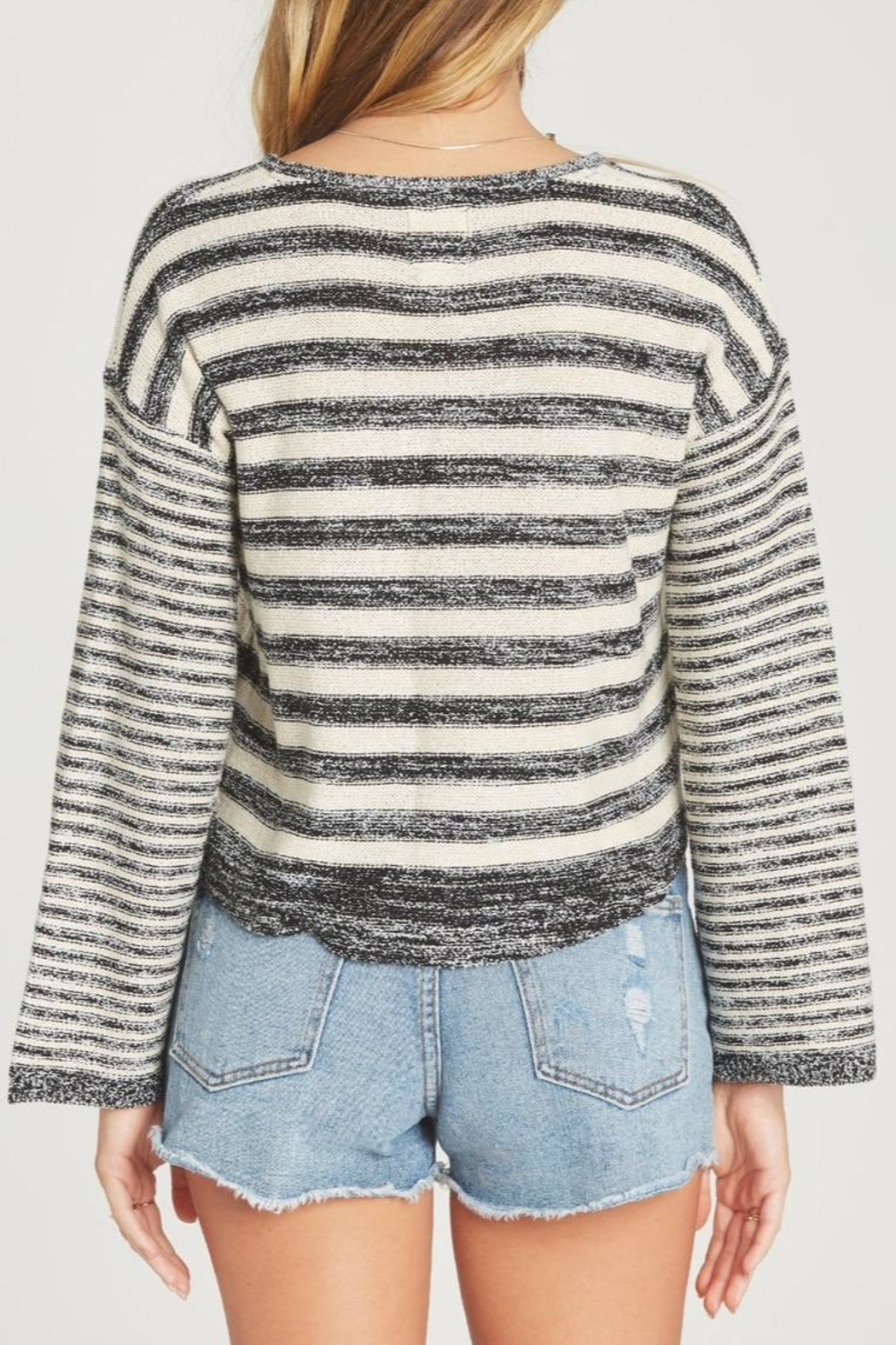 Billabong Tidal Vibes Sweater - Front Full Image
