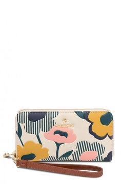 Spartina 449 Tidalholm Floral Wallet - Product List Image