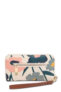 Spartina 449 Tidalholm Floral Wallet - Alternate List Image