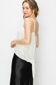 R+D emporium  Tie back Cami - Product Mini Image