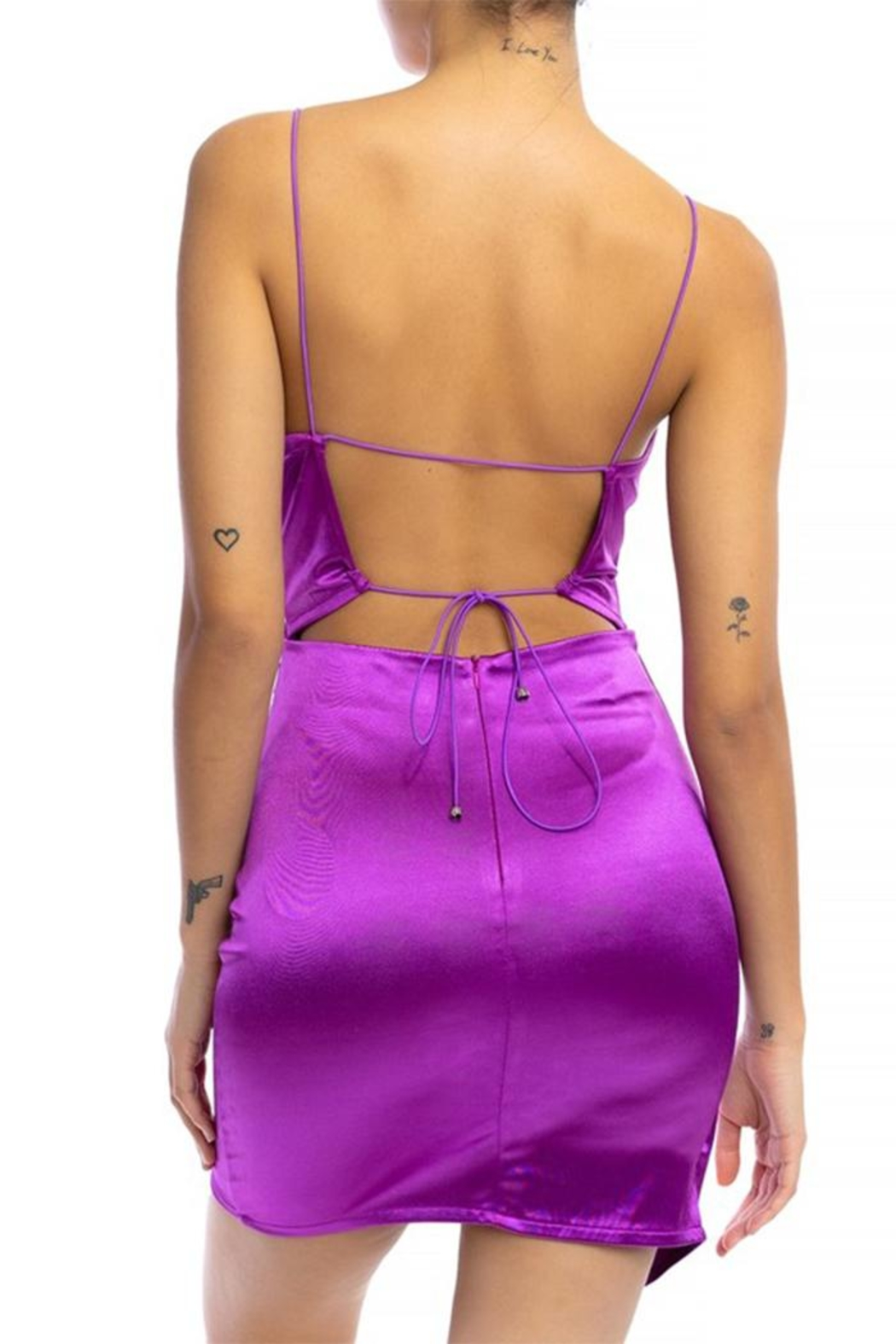 9ddef6cb985 luxxel Tie Back Dress from New York by Dor L Dor — Shoptiques