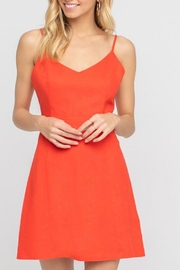 Lush Tie Back Dress - Product Mini Image