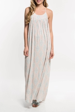 Lovestitch Tie Back Maxi - Product List Image