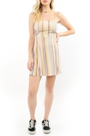 Saltwater Luxe Tie Back Mini - Front cropped