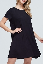 Papermoon Tie Back Modal Dress - Product Mini Image