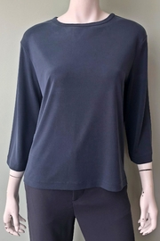 Vince Tie Back Tee - Front full body