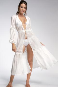 Elan  Tie Beach Cover Up - Product List Image