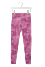 SPIRITUAL GANGSTER Tie Dye Active Legging - Product Mini Image