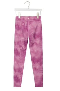 SPIRITUAL GANGSTER Tie Dye Active Legging - Alternate List Image
