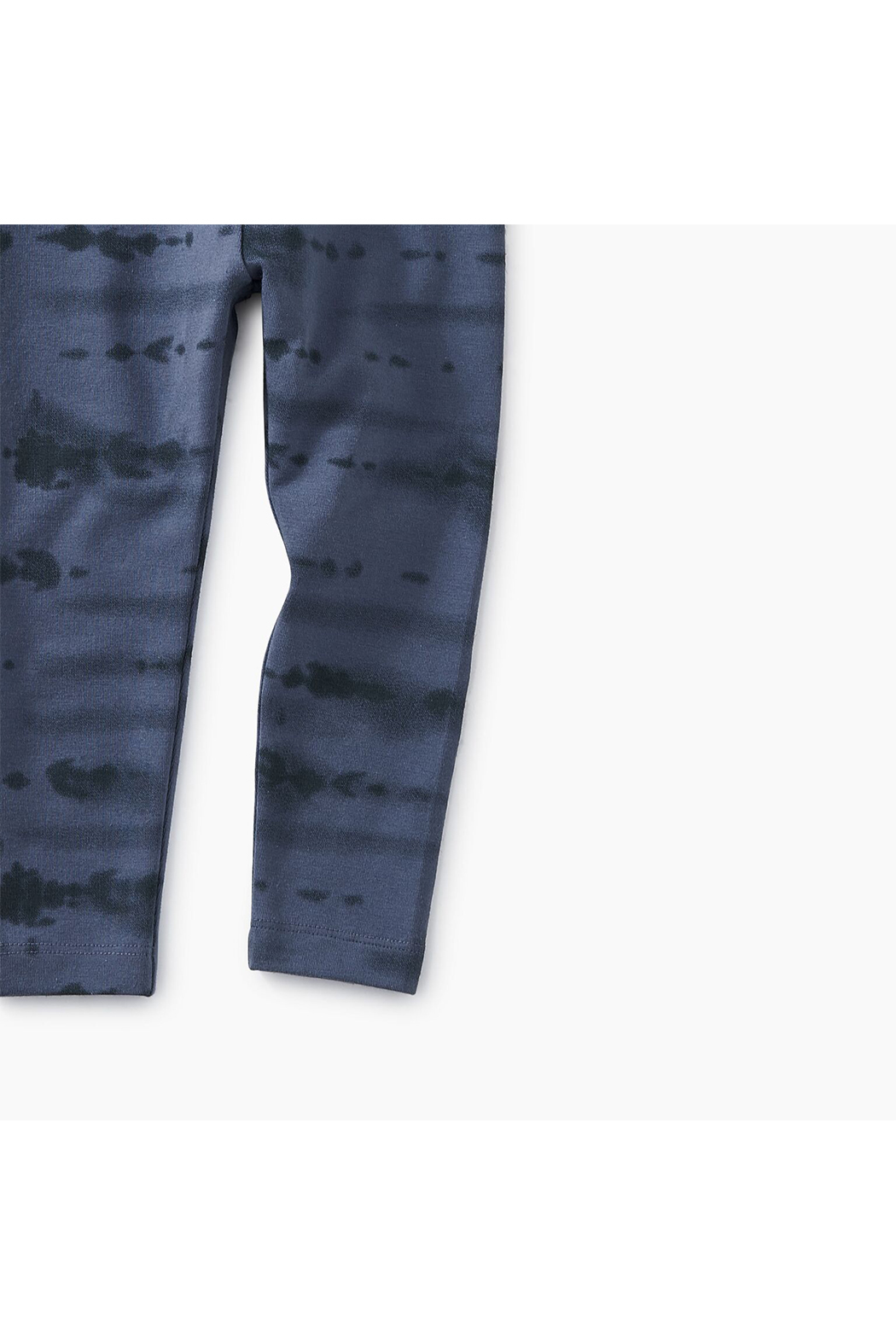 Tea Collection Tie Dye Baby Leggings - Front Full Image
