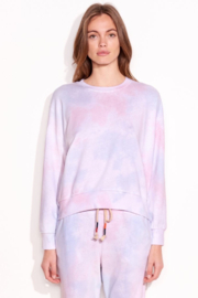 Sundry TIE DYE BASIC SWEATSHIRT - Product Mini Image