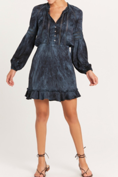 Shoptiques Product: Tie Dye Button Up Dress