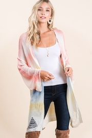 Bibi Tie Dye Cardigan - Product Mini Image