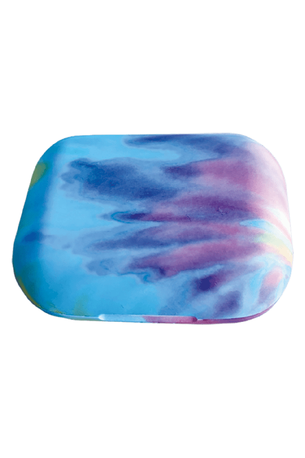 Isceam Tie Dye Compact Ear Buds - Side Cropped Image